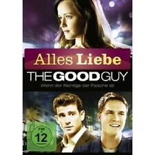 DEPIETRO/BLEDEL/PORTER/+ - ALLES LIEBE: THE GOOD GUY  DVD LIEBESFILM NEU
