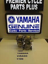 1997 YAMAHA VIRAGO XV 1100 SET OF MIKUNI CARBS CARBURETORS
