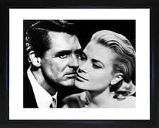 Cary Grant And Grace Kelly Framed Photo CP1541