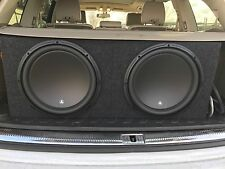 JL Audio 13W3v3-4 1-Way 13.5in. Car Subwoofers + FREE capacitor + FREE SHIPPING