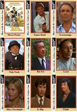 The Man With The Golden Gun - James Bond movie Trading cards 007