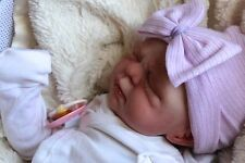 "Reborn Baby Girl Doll ""Precious Gift"" Realistic Therapy Doll"