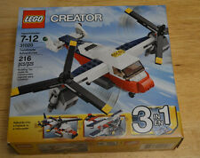 New Sealed Lego Creator Twin Blade Adventures
