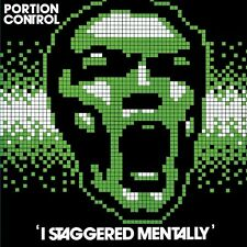 PORTION CONTROL I staggered mentally - LP / Vinyl - Reissue  2015  - Remastered