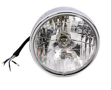 Headlight Chrome HUONIAO HN125-8 125cc Motorbike