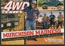 Australian 4WD Action DVD Issue 140 Murchison Madness - W A's Best off-Road