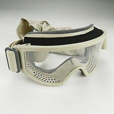 NEW US ARMY ESS LAND OPS APEL DESERT TAN OVER EYEWEAR/GLASSES BALLISTIC GOGGLES.