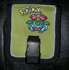 RARE Pokemon (Bulbasaur Evolution) Ivysaur Gameboy Case/Holder Portable