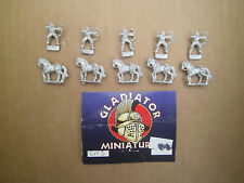 15mm Gladiator Miniatures  Ancient Chinese Mounted Archers