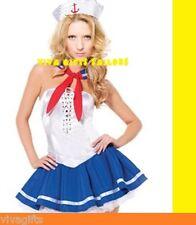 Captain Sailor Ocean Theme Fancy Dress Up COSTUME Size 8/10