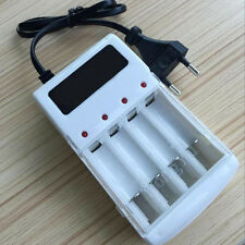 Fashion 1Pcs Charger Aa And Aaa 4Ports Battery Charger Charger With Eu Plug