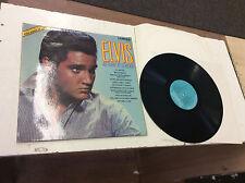 """Elvis Presley - Return To Sender CDS 1200 12"""" Vinyl W/ Poster"""