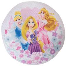 Disney Princess Sueños Rosa Púrpura Niñas Niños Dormitorio Hogar Lleno Cojines Almohada