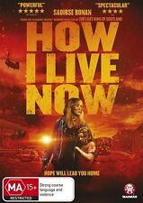 How I Live Now (DVD, 2014)