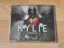 KYLIE MINOGUE TIMEBOMB UK STRICTLY LIMITED RELEASE FACTORY SEALED UNOPEN CDR6874