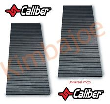"TWO (2) Caliber Snowmobile Trailer Trax Mat 18"" W x 72"" L x 1/2"" Thick"