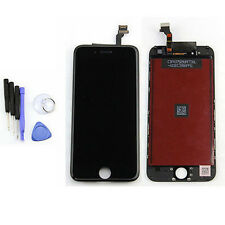 "For iPhone 6 4.7"" LCD Touch Screen Display Digitizer + Frame Full Assembly Black"