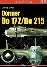 Kagero Topdrawings 30: Dornier Do 17 Z & Do 215