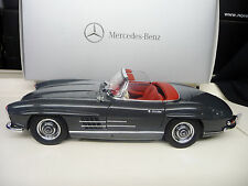 1:18 Minichamps Mercedes 300SL Roadster 1957 Dealer Edition NEW FREE SHIPPING
