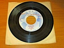 "INSTRUMENTAL 45 RPM - BILL JUSTIS - PHILLIPS 3522 - ""COLLEGE MAN""/""THE STRANGER"""