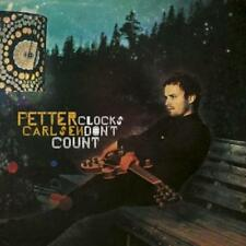 Petter Carlsen  - Clocks Don't Count (2012)    CD Neu
