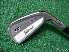 Nice Titleist CB 710 Forged 4 Iron Dynamic Gold X-100 Steel X +1/2 Inch Over