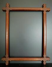CADRE BOIS STYLE HAUTE EPOQUE  XIX 39  x 29 cm  FRAME Ref C219