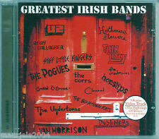 Greatest Irish Bands 9 (2004) CD NUOVO Cranberries. Linger, The Corrs Breathless