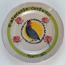 Piatto Buon Ricordo - Treviso - Carletto - Faraona in Salsa - 8E