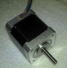 high torque nema 17 stepper motor ideal for use in reprap and other 3d printers