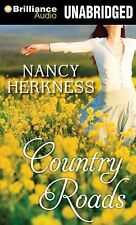 A Whisper Horse Novel: Country Roads 2 by Nancy Herkness (2013, MP3 CD,...