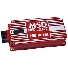 MSD 6425 Digital 6AL 6 AL Ignition Control Box High Output With Rev Control