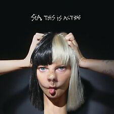 SIA THIS IS ACTING CD - NEW RELEASE 2016