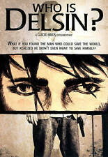 Who is Delsin? (DVD) Guzzo Bros Documentary Gerard Martinez story Mon Protecteur