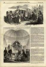 1848 Count And Countess De Neuilly Chapel At Weybridge