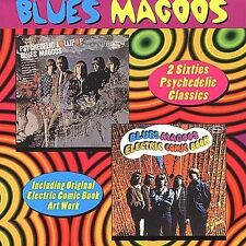 Psychedelic Lollipop/Electric Comic Book * by Blues Magoos (CD, Mar-2006,...