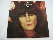 RENATO ZERO - EROZERO - LP VINYL 1ST PRESS 1979 - EXCELLENT CONDITION