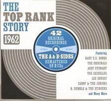THE TOP RANK STORY 1962 - 2 CD BOX SET - SMALL SAD SAM & MANY MORE
