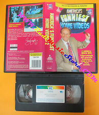 VHS film AMERICA'S FUNNIEST HOME VIDEOS 2 Jerry Scotti ABC VIDEO (F119) no dvd