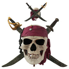"""Moive Pirates Of The Caribbean Genuine Limited Skull Logo Figure 14.3 cm / 5.6"""""""