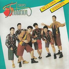 Grupo Tentacion Mi Ultima Cancion CD No Plastic Seal Water Damage On Cover