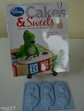 EAGLEMOSS DISNEY CAKES & SWEETS OLAF LOLLY MOULD   No 77  NEW