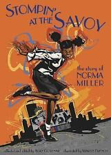 Stompin' at the Savoy: The Story of Norma Miller-ExLibrary