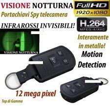Telecamera spia portachiavi full hd microcamera nascosta 1080P