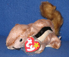 Ty Chipper the Chipmunk Beanie Baby - Mint with Mint Tags