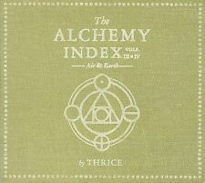 The Alchemy Index: Vols. 3 & 4: Air & Earth Thrice Audio CD