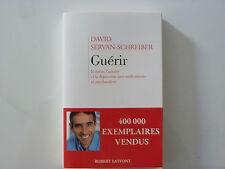 Guerir Le Stress, L'anxiete Et La Depression Sans Medicaments Ni Psychanalyse...