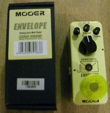 New Mooer Envelope Analog Auto Wah Pedal