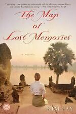 The Map of Lost Memories: A Novel, Fay, Kim, New Book