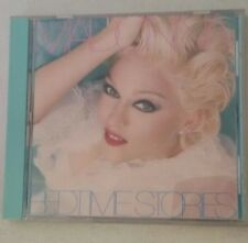 Bedtime Stories Madonna October 14, 1994 - cd